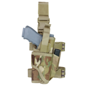 Condor Outdoor Condor Tornado Tactical Leg Holster (TTLH) MultiCam