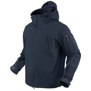 Condor Outdoor Condor Navy Blue Summit Softshell Jacket
