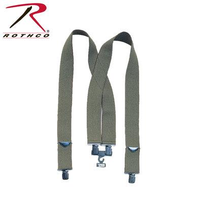 Rothco Rothco Suspenders (Olive Drab)