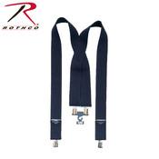 Rothco Rothco Suspenders (Black)