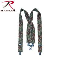 Rothco Rothco Suspenders (Woodland Camo)