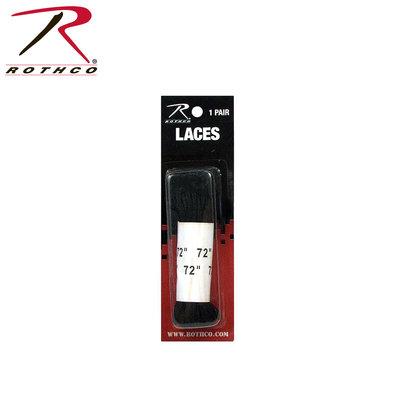 "Rothco Rothco 72"" Black Laces (6191)"