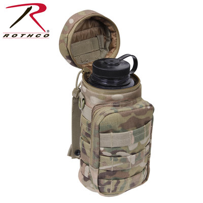 Rothco Rothco MOLLE Water Bottle Pouch - Multicam (2879)