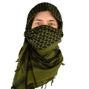 Mil-Spex Mil-Spex Tactical Shemagh (Olive Drab Green) (#620)