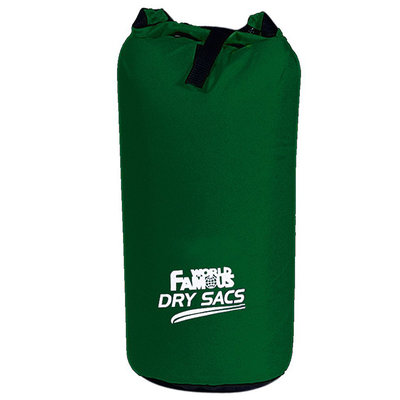 """World Famous World Famous Dry Sack (13"""" x 36"""") Green (#1228)"""
