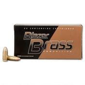 Blazer/CCI Blazer Brass 9mm Luger 115 Grain FMJ (#5200)