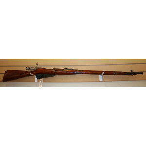 Consignment Mosin Nagant 1943 (Round Reciever w/ Bayonet)