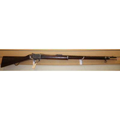 Martini-Henry ( 577/450) 1886 Rifle