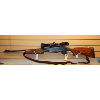 Consignment Remington Model 760 Pump Rifle 270 Win (w/ 2 Mags, Sling, Scope)