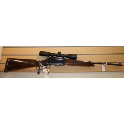 Consignment Browning BLR Rifle (308 Win) w/ Optic