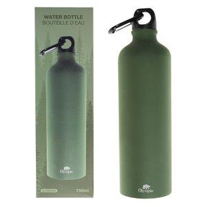 Olympia Olympia Olive Drab Aluminum Water Bottle (31408WTB)