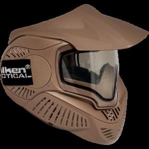 Valken Valken MI-7 Thermal Mask (TAN) Paintball