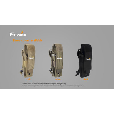 Fenix Fenix ALP-MT Flashlight Holster (MOLLE) Black