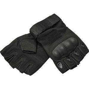 Mil-Spex Mil-Spex Fingerless Assault Gloves (Black)