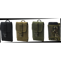 Mil-Spex Mil-Spex MOLLE Military Phone Case - OD (2532)