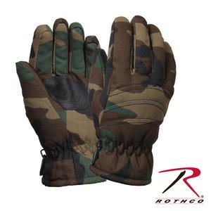Rothco Rothco Woodland Insulated Gloves (4944)