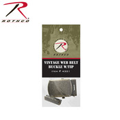 Rothco Rothco Vintage Brass Web Belt Buckle w/ Tip (#4301)