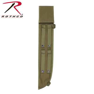 "Rothco Rothco MOLLE Tactical Machete Sheath (18"")"