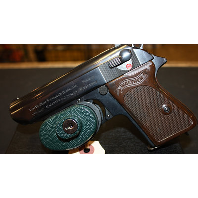Consignment Walther PPK 32 ACP (w/ Case & Manual) PROHIB