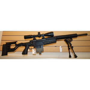 Consignment Remington 700 w/ AI Stock, Scope, Bipod (308 Win)