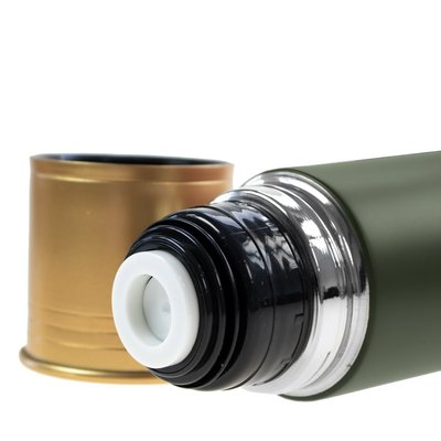 Olympia Olympia Shotgun Shell Thermos (Green) 500ml