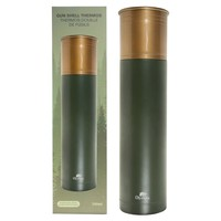 Olympia Olympia Shotgun Shell Thermos (Green) 750ml