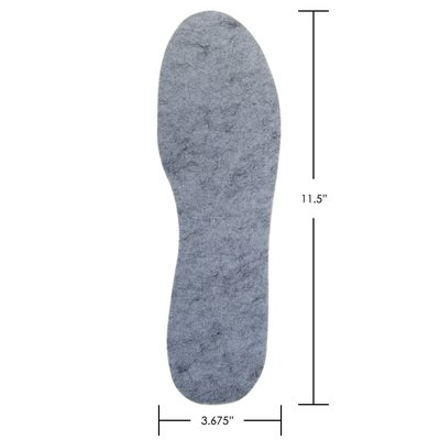 Olympia Olympia Insole (Thick Felt) Cut to Size