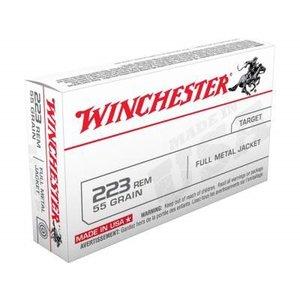 Winchester Winchester Target 223 Remington 55 Grain FMJ (USA223R1)