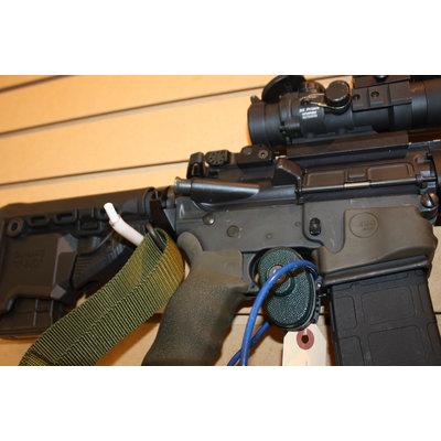 Consignment COLT AR15 Rifle (w/ Rail System & Burris Optic)