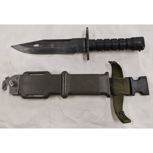 US Military Surplus M-9 Bayonet with Sheath - Lan-Cay