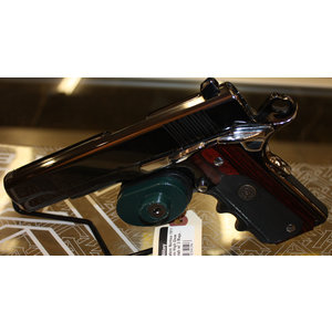 Consignment Custom Norinco 1911 9mm High Gloss Finish w/ 3 Mags (Needs new front sight)