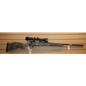 Weatherby Weatherby Vanguard Camo Pattern 243 Win w/ Scope and Mount
