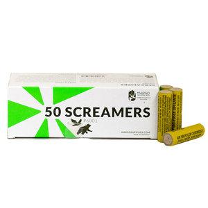 Zink Feuerwrk 15mm Screamer Bird Scare Cartridges (Box of 50)