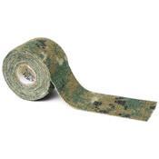 """Gear Aid Camo Form Wrap WOODLAND DIGITAL (2"""" x 144"""")"""