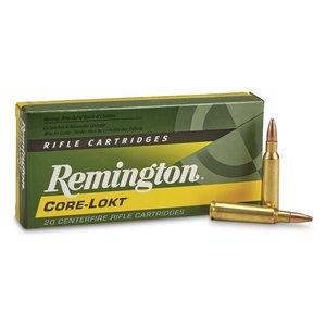 Remington REMINGTON Core Lokt 250 Savage 100gr (20rd)