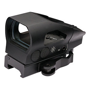 Nikko Stirling NIkko Stirling 1x22x33 Red Dot (NS534) 4 Reticle