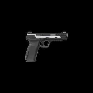 G&G Airsoft G&G Piranha MK1 Airsoft Pistol (Silver / Black)