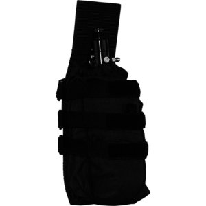 Valken Valken Tank Pouch - BLACK (Paintball Air MOLLE)