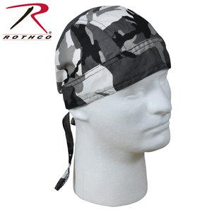 Rothco Rothco Headwrap Urban Camo