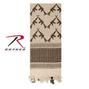 Rothco Rothco M4 RIFLE Tan Shemagh (8737)