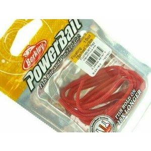 Berkley Berkley Power Bait RED Worms (15 Pack) TROUT