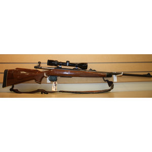 Consignment Remington 700 LH Rifle (w/ 3-9x40 Scope)