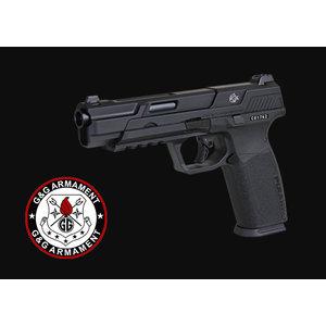 G&G Airsoft G&G Piranha MK1 Airsoft Pistol (Black)