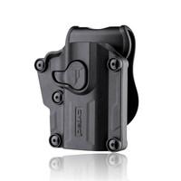 Cytac Cytac Adjustabe MEGA-FIT Belt CLIP Holster (CY-UHFSBR) 60+ Pistols