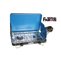 World Famous World Famous TWO Burner Propane Stove (2803)