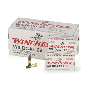 Winchester Winchester Wildcat 22LR 40 Grain Lead Round Nose (Box of 500)