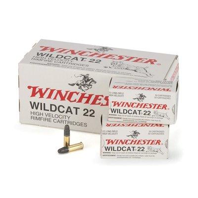 Winchester Winchester Wildcat 22LR 40 Grain Lead Round Nose (Box of 500)