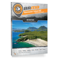 Backroad Maps Backroads MAP Book (Vancouver Island)