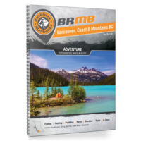 Backroad Maps Backroads MAP Book (Vancouver Coast & Mountains BC)