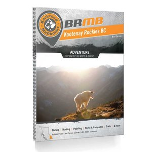 Backroad Maps Backroads MAP Book (Kootenay Rockies BC)